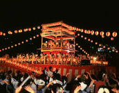 O-Bon (Lantern Festival)