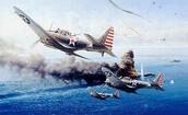 Air Battle!!