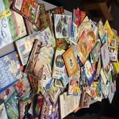 Get fresh books to read over winter break!