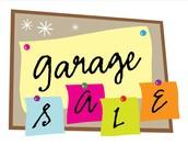 Come one, come all: Neighborhood garage sale