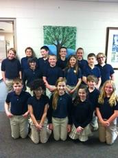 St Mary School 5th /6th grade