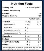 Pepsi Nutrition