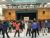 The Story Pirates visit Bedminster School!