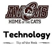 Tech Tip of the Week