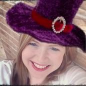 Featured Presenter:  Kristy Vincent- Big Purple Hat Lady