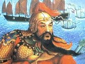 Zheng He's Gifts and Naval Power