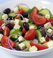 Greek Salad (3₯)