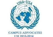 Come to the first meeting of the UNA USA Campus Advocates at UH