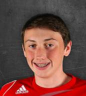 Graham Self – JV2 Freshman, midfielder