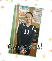 Sofia Leal 8th Grade