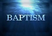 When is the next Baptism date?