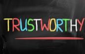 Word of the Week - TRUSTWORTHY