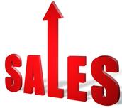 Top Sellers in May