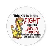 Help fight against brain tumors
