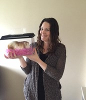 Becca's gift from Julie Cink (ask her about it!)