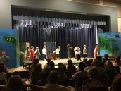 Fantastic job Peter Pan Cast!