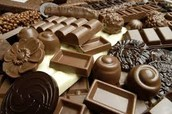Chocolate overload!