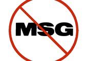 Monosodium Glutamate aka  MSG