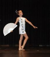 En su segunda obra de baile