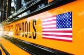 En Amérique (A L'école)