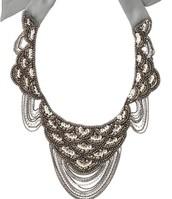 Marrakesh Bib Necklace