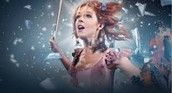 "This picture is Lindsey Stirling. She made a song called ""shatter me"" it is about her getting over her eating disorder. This means a lot to me because I have anxiety and I have been set free."