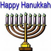 Similarities and differences between Christmas and Hanukkah.