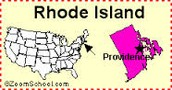 What Region is Rhode Island in?