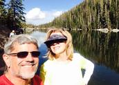 John & Sallyanne Harris (SS & CTE Dept)