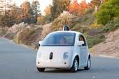 Also 2015 google car