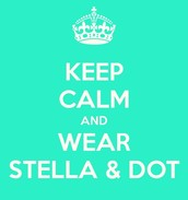 Pam Denis, Independant stylist with Stella and Dot
