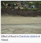 Effect of flood
