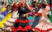 Los Bailarines de flamenco en España