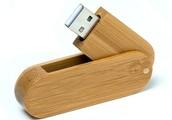 Beth yw USB flash drive?