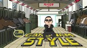 G is for Gangnam style