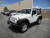 2009 Jeep wrangler X4WD