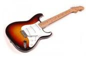 Buddy Holly's Stratocaster