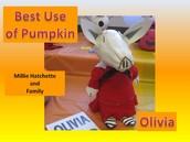 Best Use of Pumpkin