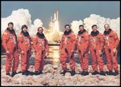 les autres astronautes