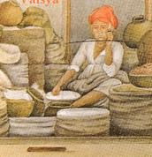 Vaishya (Middle Caste)