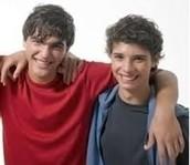 Matt and Jonny