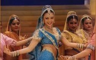 Indian people dancing
