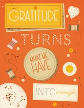 December's Character Focus is Gratitude