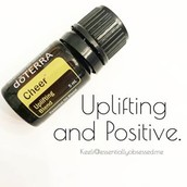 Cheer, the Uplifting Aromatherapy Blend