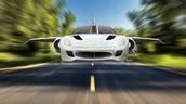 Flying Corvette