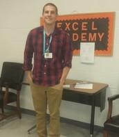 Teacher of the Month!