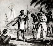 African Slave Trade of South Carolina