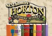 Library @ Horton Farmers' Market