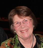 Jill Goodman (nee Garland)