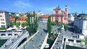 Ljubljana- Capital